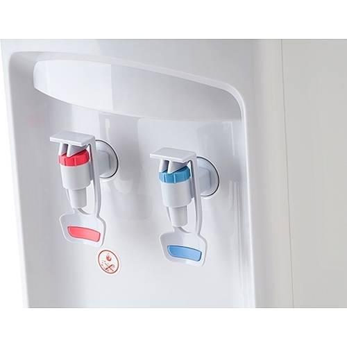 Кулер для воды напольный LC-AEL-350 WHITE