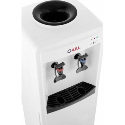 Кулер для воды напольный LD-AEL-718c WHITE/BLACK