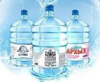 Ассортимент питьевой воды